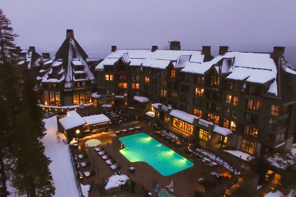 Ritz-Carlton Lake Tahoe en Northstar, California