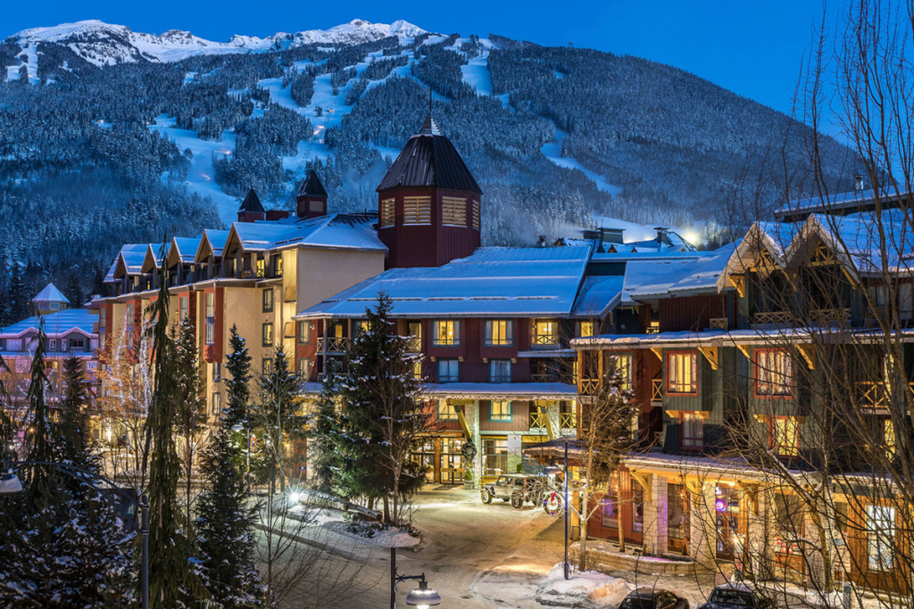 Delta Hotels Whistler Villages Suites en Whistler Blackcomb, Canadá