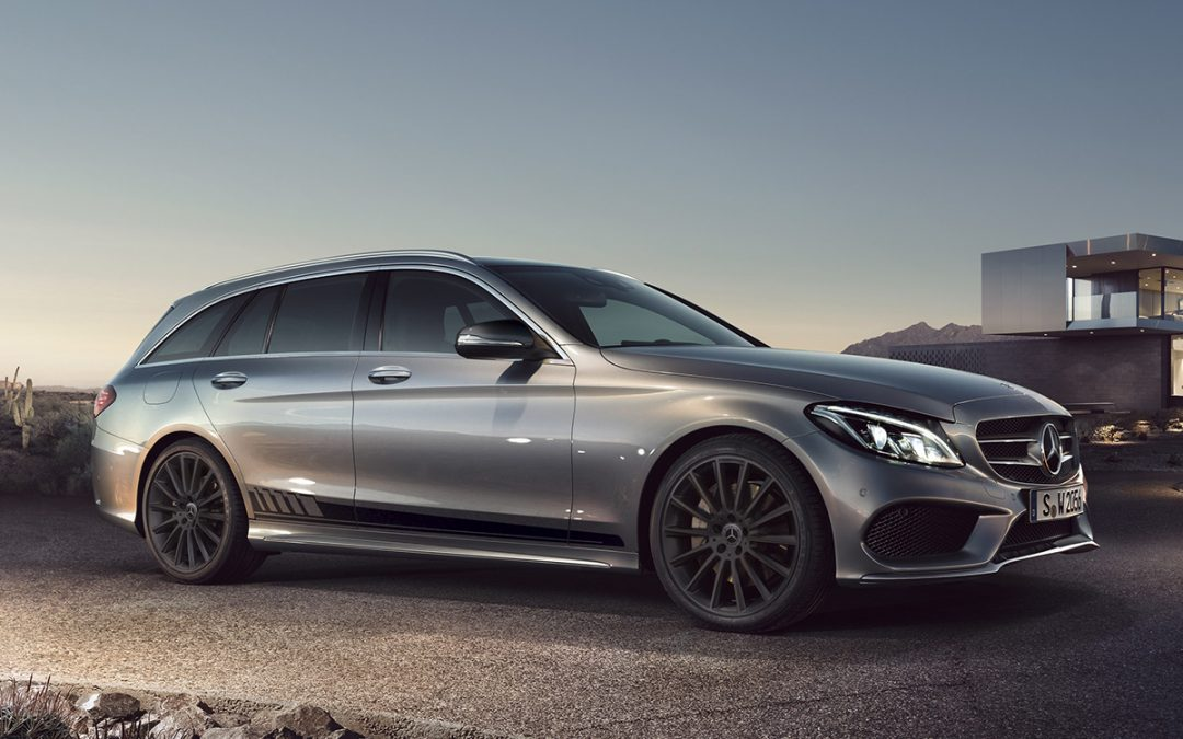 Estrena Mercedes-Benz Clase C la Nightfall Edition