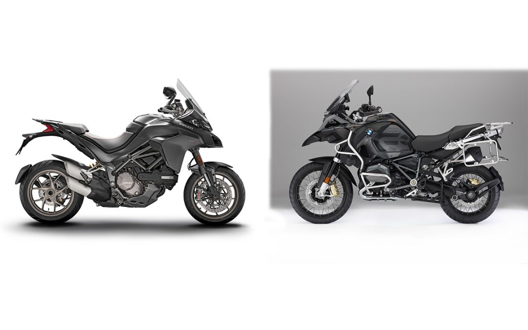 BMW R 1200 GS vs. Ducati Multistrada