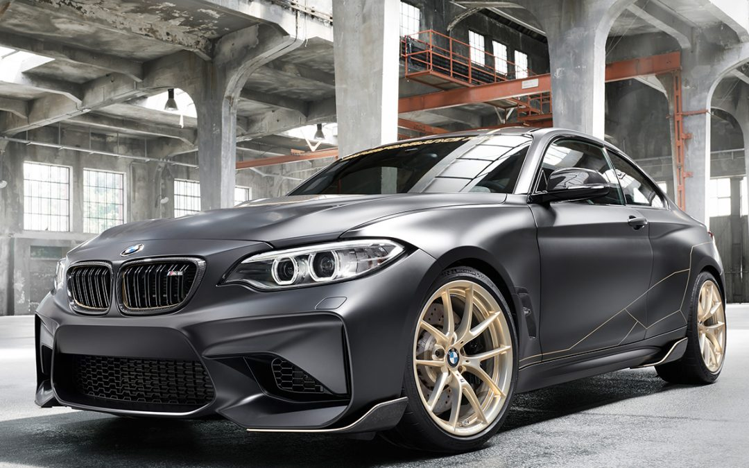 El nuevo BMW M Performance Parts Concept en GoodWood
