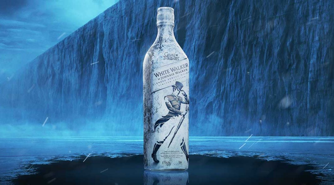 White Walker by Johnnie Walker, whisky is coming