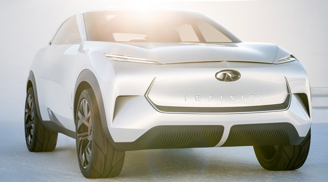 Infiniti QX, Mejor Futuro Concepto: Detroit News Readers Choice