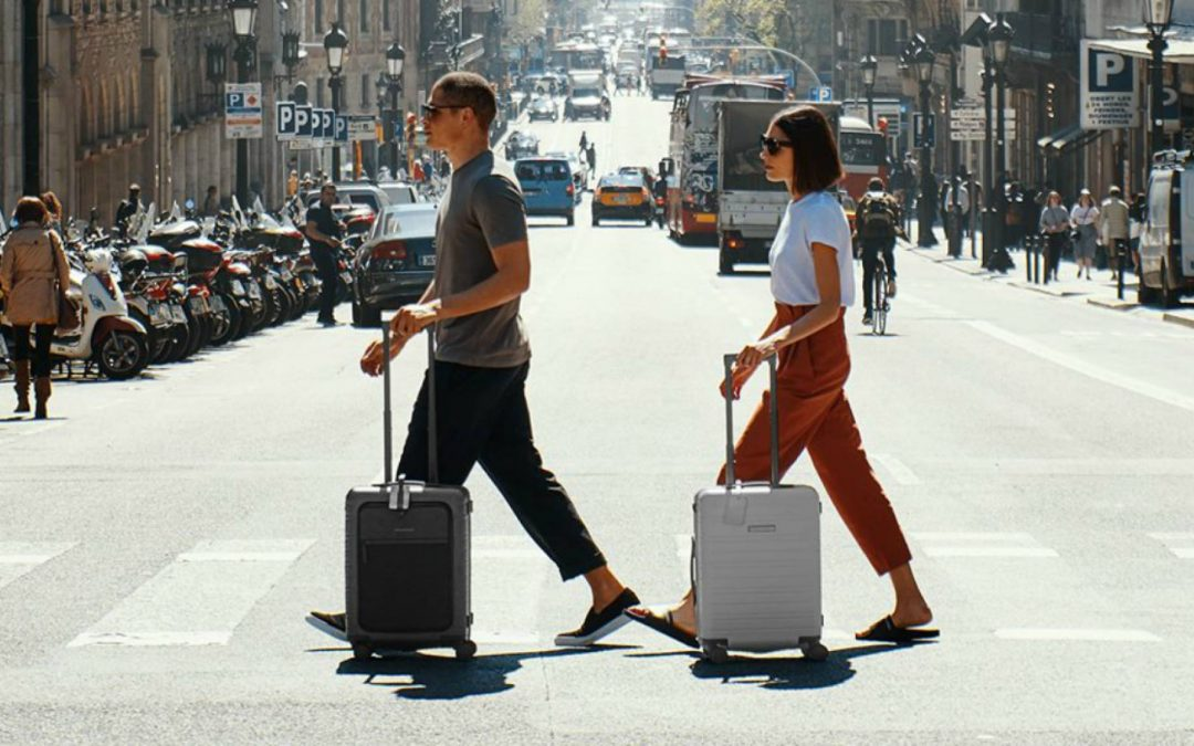 Samsonite se une a la causa pro ambiental con Move 2.0 Eco