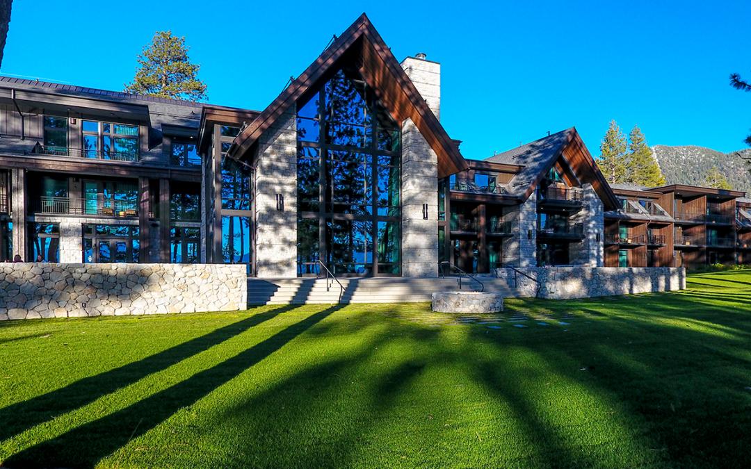 Para un invierno deslumbrante: Edgewood Tahoe