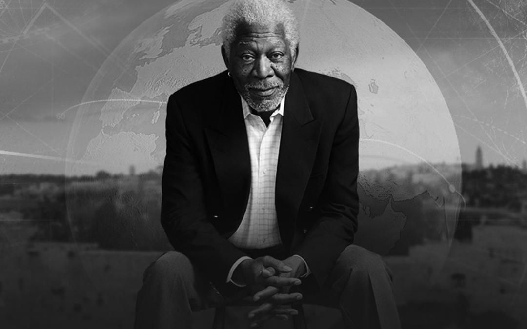 Morgan Freeman, predica con su voz