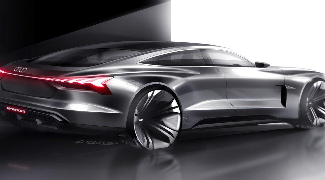 Audi e-tron GT concept, aguarda su turno