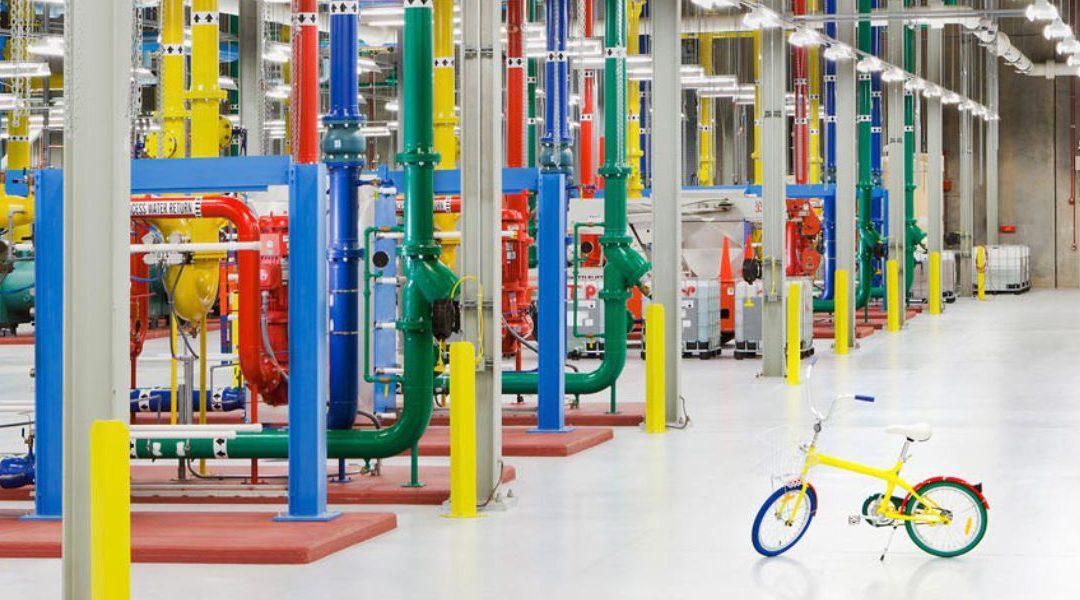 Google se compromete con la energía limpia