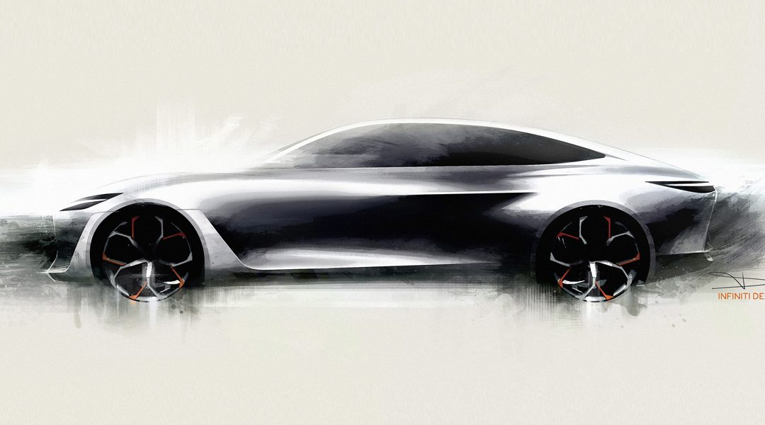 INFINITI concept cars más emblemáticos