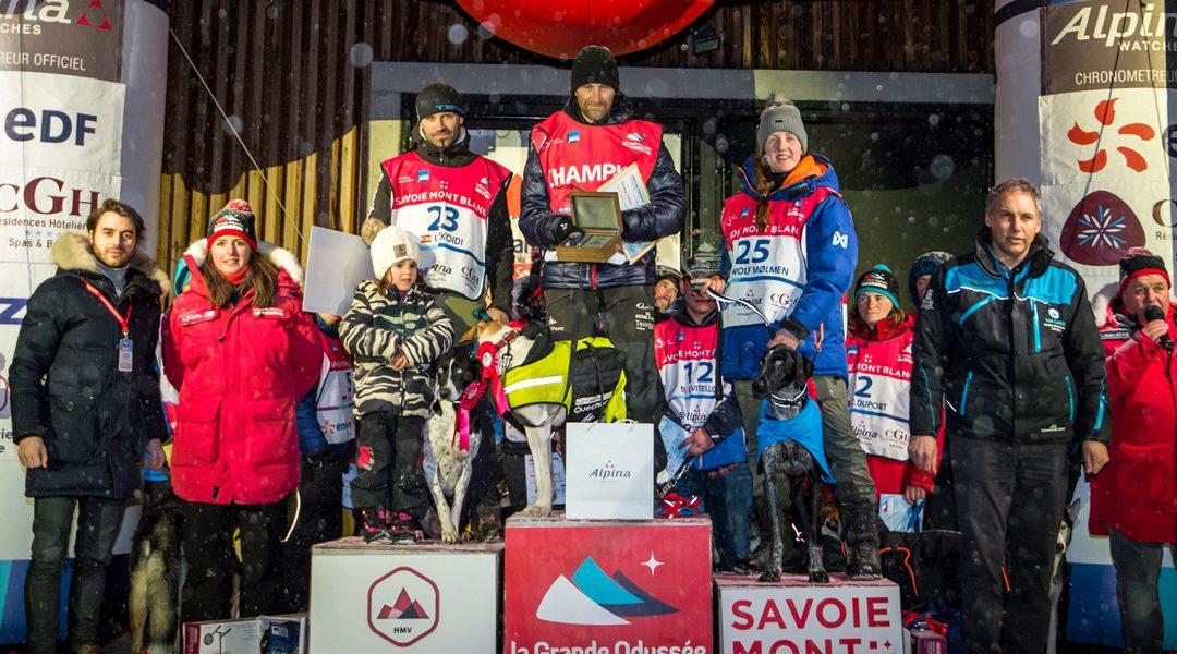 Alpina premia a Rémy Coste con reloj edición especial