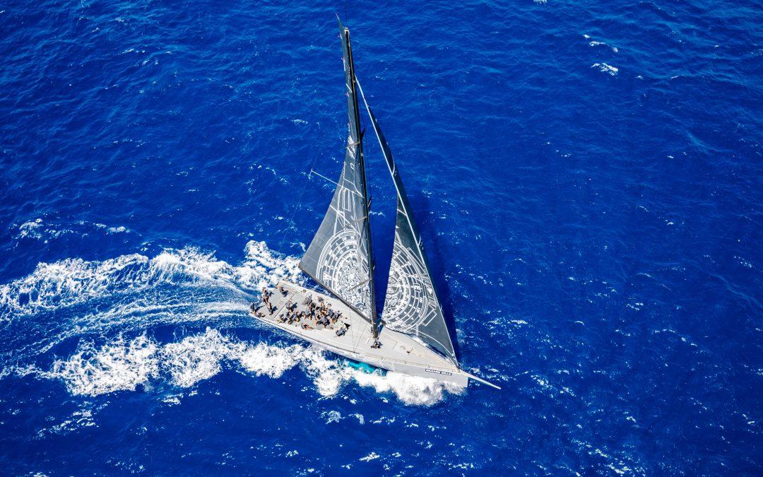 Les Voiles St Barth celebra una década de competencia en alta mar