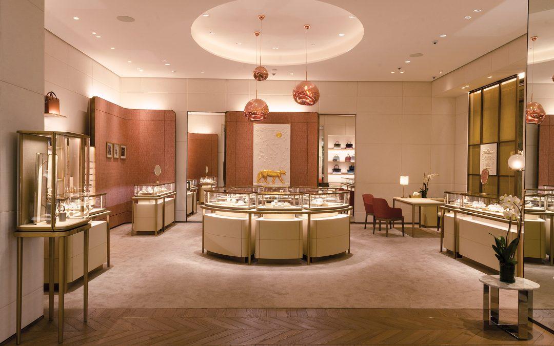 La Maison francesa Cartier llega a Artz Pedregal