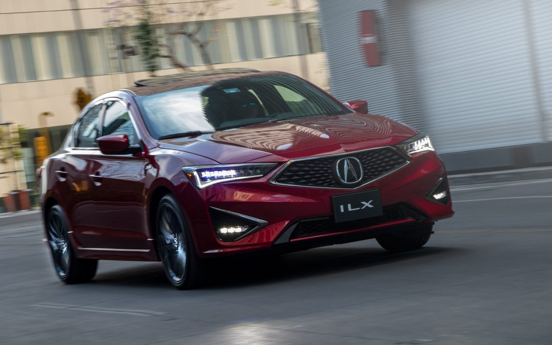 Llega el sedan deportivo que lo tiene todo: Acura ILX 2019