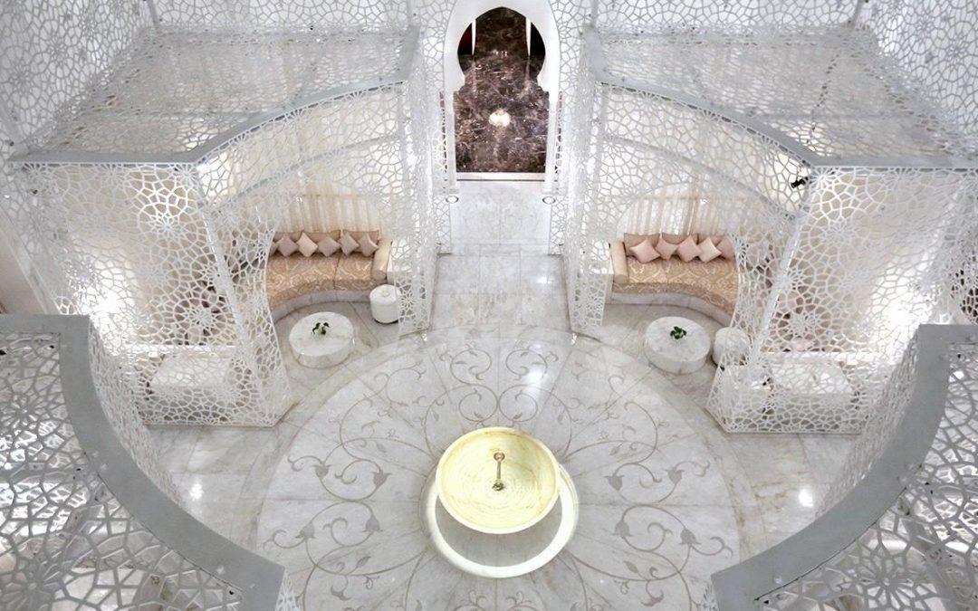 Louboutin y The Royal Mansour Marrakech bajo una selecta colaboración